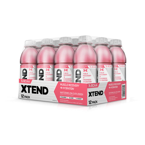 XTEND Watermelon Explosion-Still-12 Pack-Watermelon Explosion-XTEND