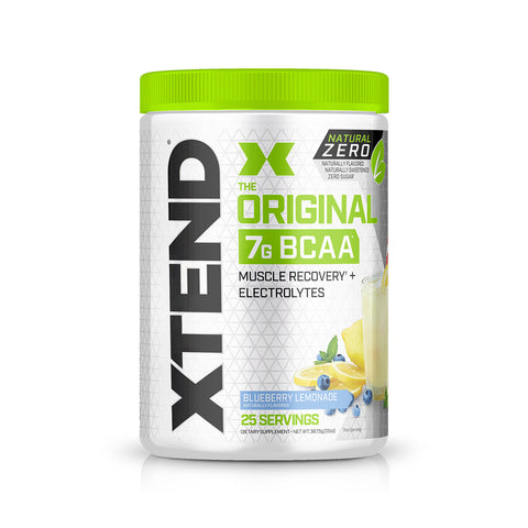 XTEND Natural Zero Blueberry Lemonade - XTEND®