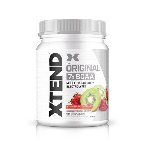 XTEND Strawberry Kiwi Splash-Original-50 Servings-Strawberry Kiwi Splash-XTEND