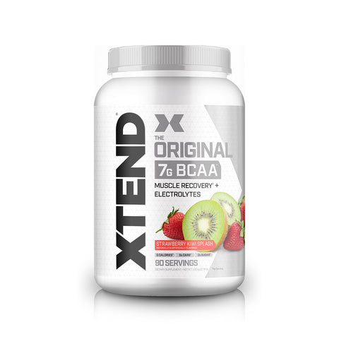 XTEND Strawberry Kiwi Splash-Original-90 Servings-Strawberry Kiwi Splash-XTEND
