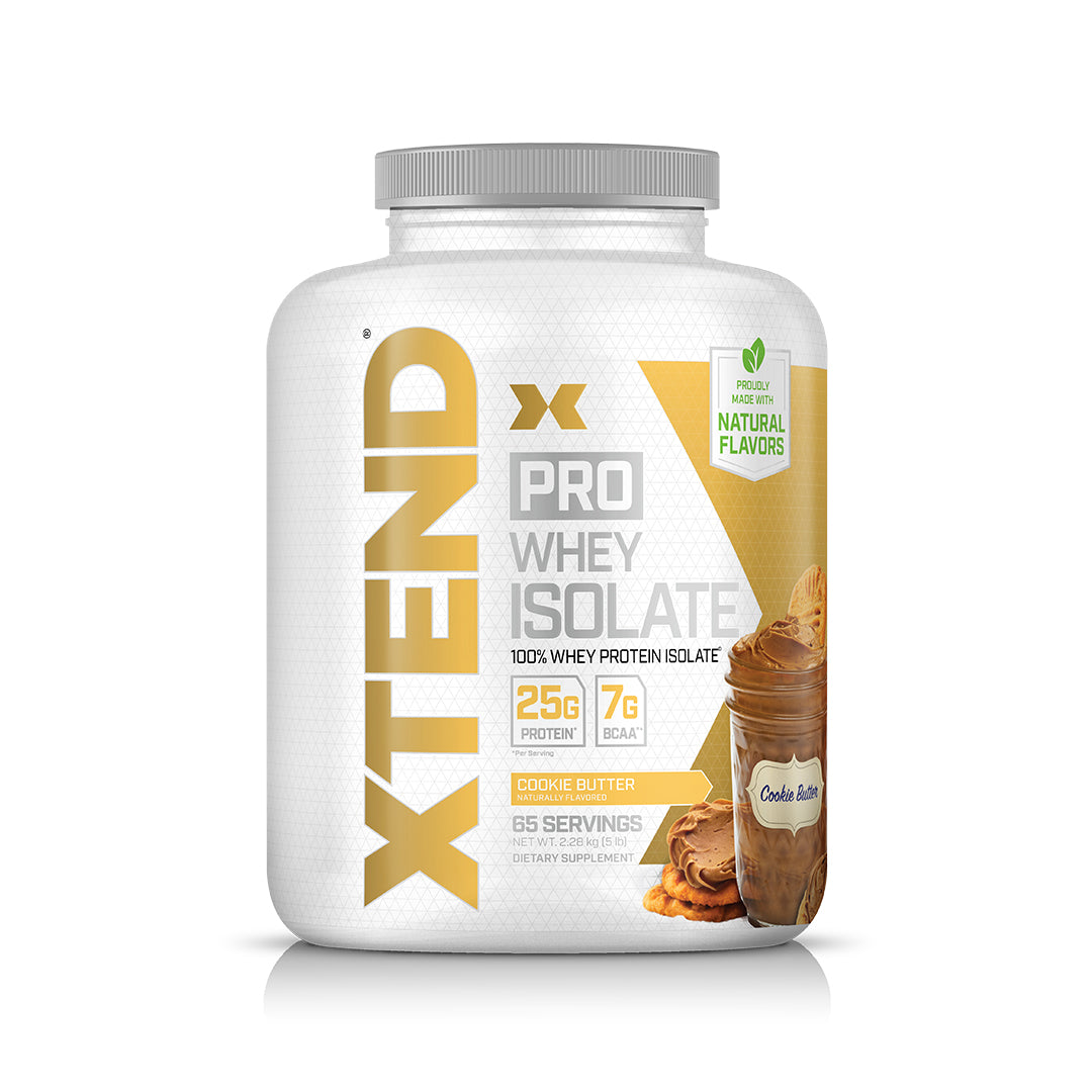 XTEND Pro 100% Whey Protein Isolate | Cookie Butter