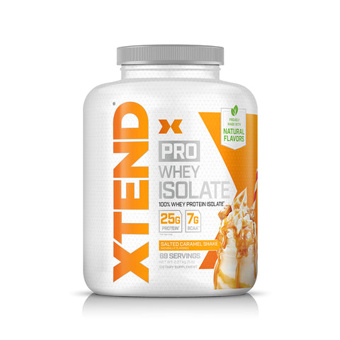 XTEND Pro Salted Caramel Shake-Protein-69 Servings-Salted Caramel Shake-XTEND