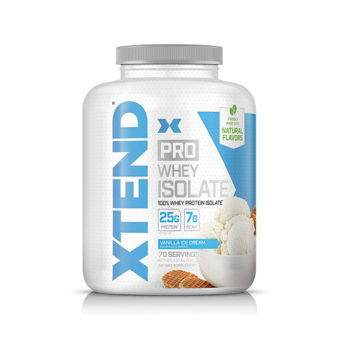 XTEND Pro Vanilla Ice Cream-Protein-70 Servings-Vanilla Ice Cream-XTEND