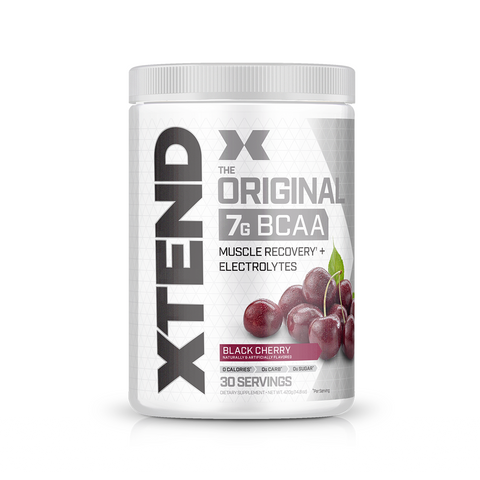 XTEND Black Cherry-Original-30 Servings-Black Cherry-XTEND