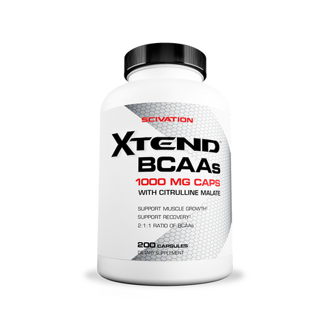 XTEND Capsules-Discontinued-200 Capsules-XTEND