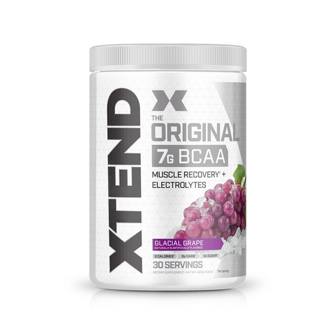 XTEND Glacial Grape-Original-30 Servings-Glacial Grape-XTEND