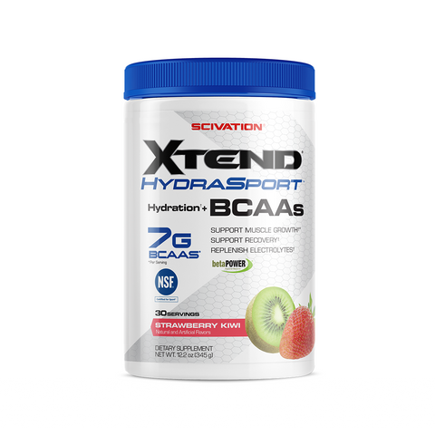 XTEND HydraSport Strawberry Kiwi-Sport-30 Servings-Strawberry Kiwi-XTEND