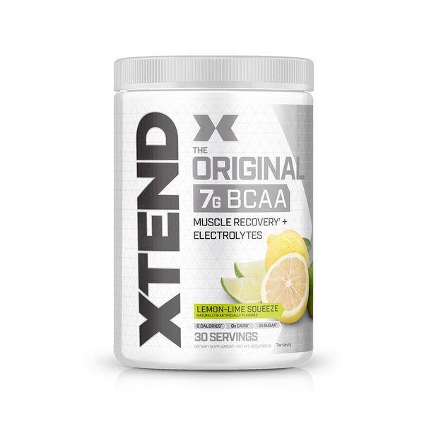 XTEND Lemon Lime Squeeze-Original-30 Servings-Lemon Lime Squeeze-XTEND