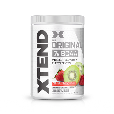 XTEND Strawberry Kiwi Splash-Original-30 Servings-Strawberry Kiwi Splash-XTEND
