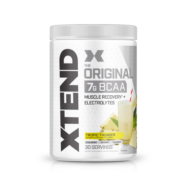 XTEND Tropic Thunder-Original-30 Servings-Tropic Thunder-XTEND