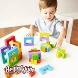 U Build It Basics 48 Pc Block Set