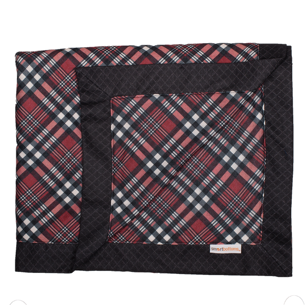 Cuddle Blanket - Yule Love This Plaid