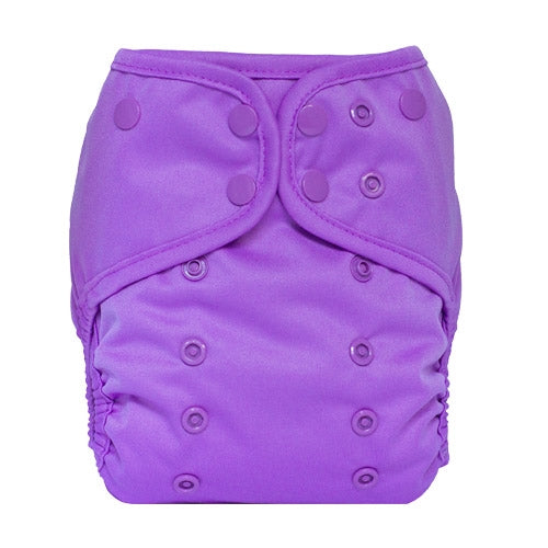 One-Size Diaper Cover - Lavender's Blue