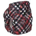Dream Diapers 2.0 - Yule Love This Plaid