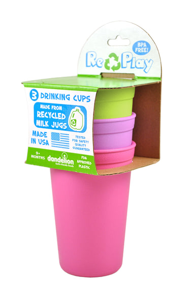 Packaged Drinking Cups (3-Pack)