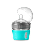 Mason Bottle with Silicone Sleeve - 4 oz.