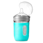 Mason Bottle with Silicone Sleeve - 8 oz.