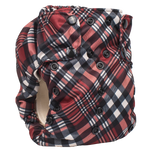 Smart One 3.1 Diaper - Yule Love This Plaid