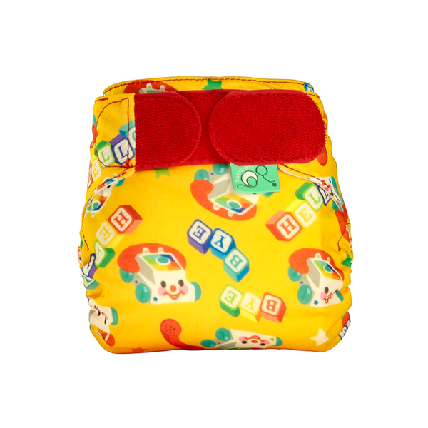 Teenyfit Star - Newborn Diapers