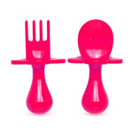 Grabease Utensil Set - Think Pink