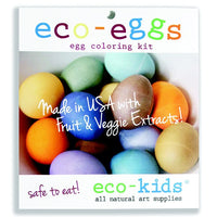 eco-eggs coloring kit (dye only)
