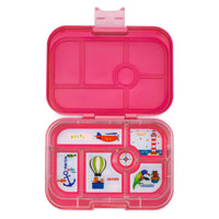 Yumbox Original - 6 Compartments (Click for Options)