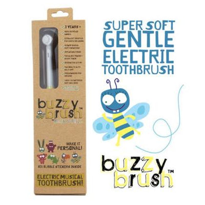 Buzzy Brush Electric Musical Toothbrush