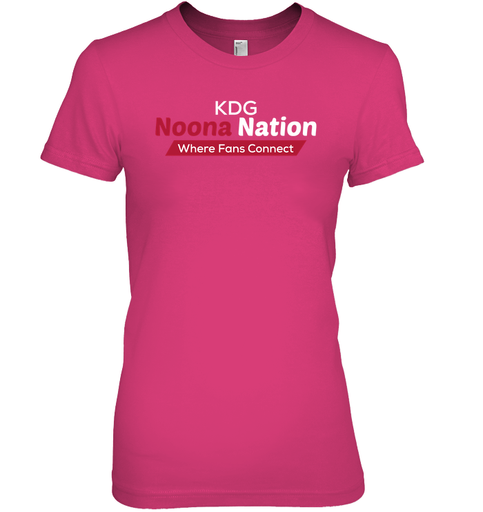 KDG Noona Nation Red Ribbon