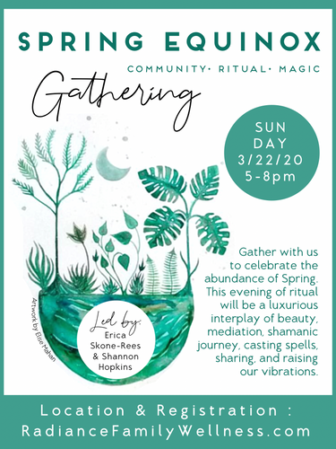Spring Equinox Gathering - In Lafayette