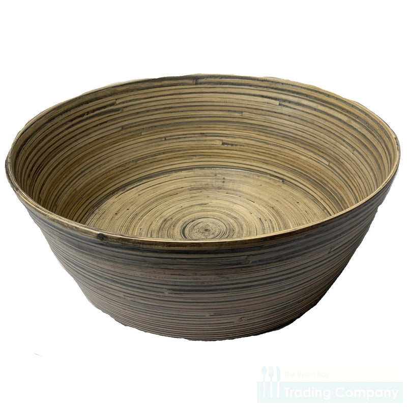 Bamboo Serving/ Salad Bowl 28cm
