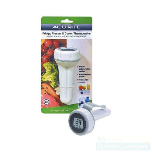 Acurite Fridge Freezer and Cooler Thermometer