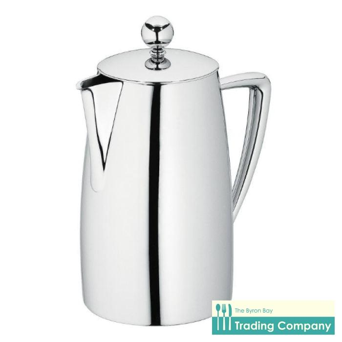 Avanti Art Deco Deluxe Twin Wall Coffee Plunger 800mL-Byron Bay Trading Company