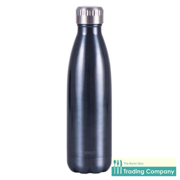 Avanti Fluid Bottle 500mL Steel Blue-Byron Bay Trading Company
