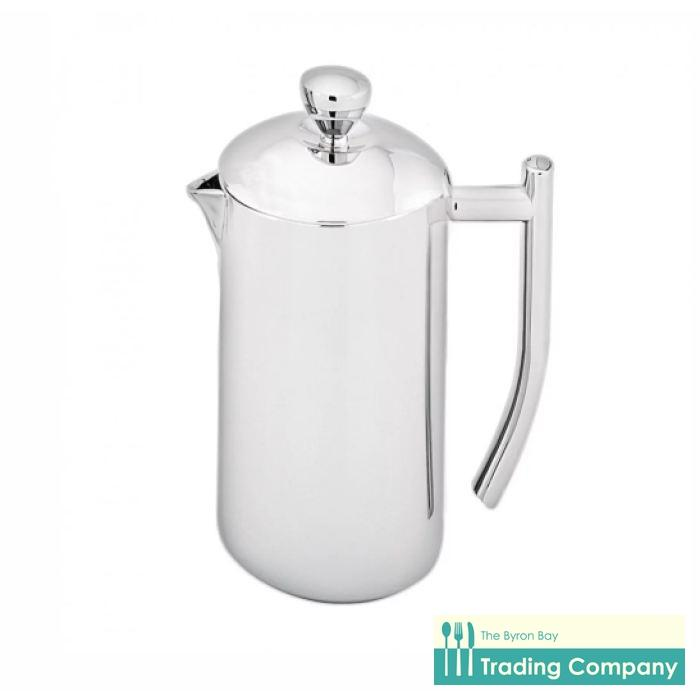 Avanti Sleek Twin Wall Coffee Plunger 1L / 8 Cup-Byron Bay Trading Company