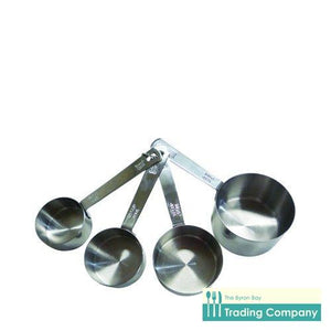 Chef Inox Measuring Cup Set/4-Byron Bay Trading Company
