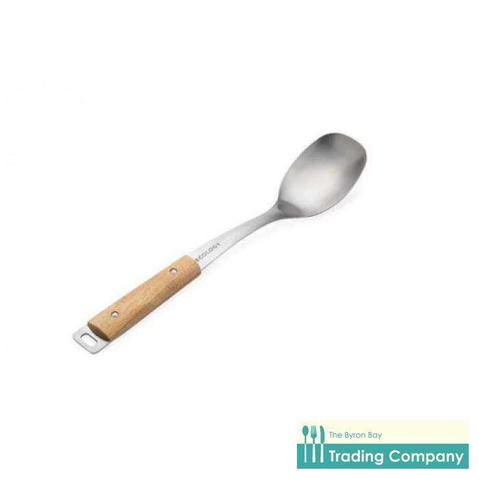 Ecology Acacia Serving Spoon-Byron Bay Trading Company