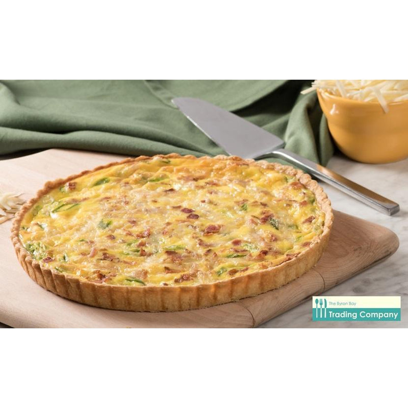 International Bakeware Quiche / Flan Pan 30x4cm-Byron Bay Trading Company