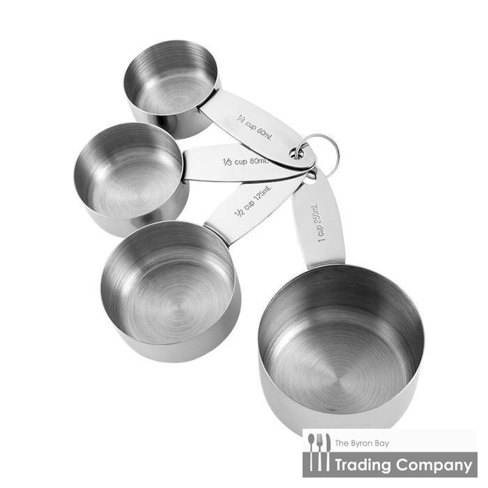 Ladelle Lawson Measuring Cups-Byron Bay Trading Company