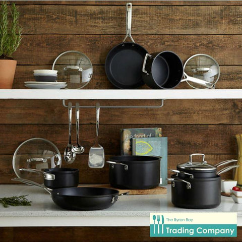 Le Creuset Toughened Non Stick Deep 30cm-Byron Bay Trading Company