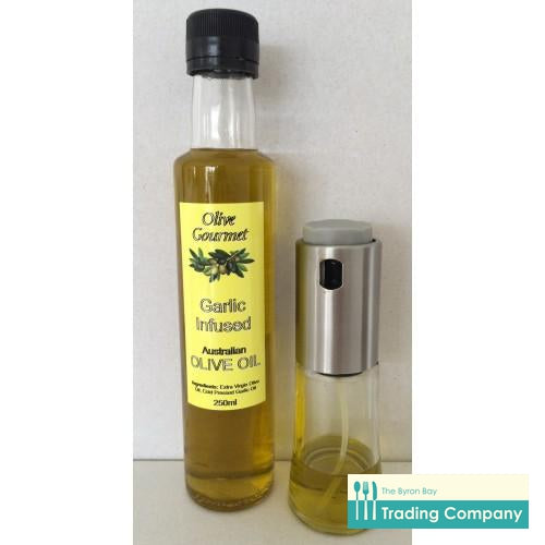 Oil & Vinegar Spray Bottle.