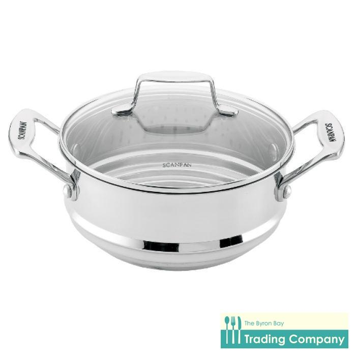 Scanpan Impact Multi Fit Steamer-Byron Bay Trading Company