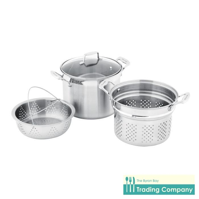 Scanpan Impact Multi Pot Set-Byron Bay Trading Company
