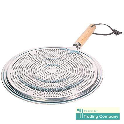 Simmer Ring 21.5cm Heat Diffuser-Byron Bay Trading Company
