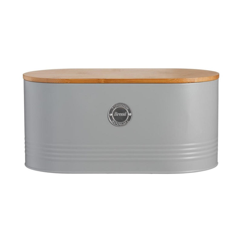 Typhoon Living Bread Bin Grey