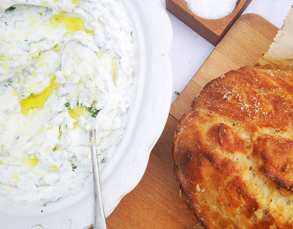 What makes labneh taste AMAZING?