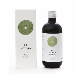 Finca La Matilla Coupage Extra Virgin Olive Oil 250ml