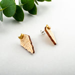 Moonshine Ear Jacket Studs