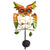 Owl Outdoor Solar Light Stake