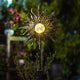 [US Warehouse] Romantic Solar Crackle Sun Garden Light