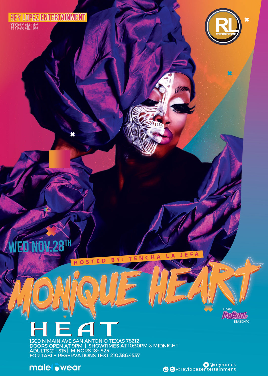 Monique Heart